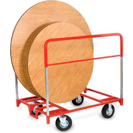 Folding Chair And Round Table Mover by