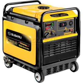 Subaru, RG3200iS, 3200W, Portable Inverter Generator, Industrial & Commercial Use