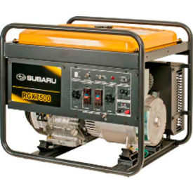 Subaru 7500W RGX7500E Industrial / Commercial Generator