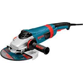"BOSCH® 1974-8D, 7"" High Performance Angle Grinder - No Lock-on"