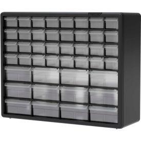 "Akro-Mils Plastic Drawer Parts Cabinet 10144 20""W x 6-3/8""D x..."