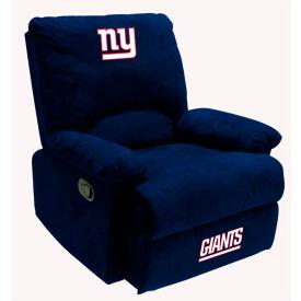 R&B Wholesale Distributors 1 x New York Giants Recliner Chair, 31