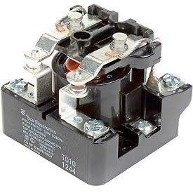 General Purpose Power Relay DPST-NO, 120 Coil Voltage