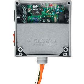 RIB LonWorks Enc. Relay RIBTW2401SB-LN, 20A, SPST-N/O, 24VAC/DC/120VAC, HOA, Digital Input by
