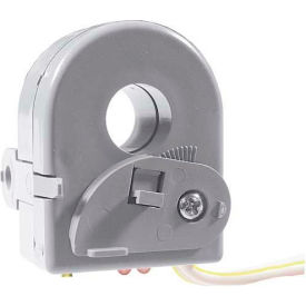 RIB® Enclosed Solid-Core AC Sensor RIBXKA, .5-150A, SPST, Adjustable, Wire Leads, 30VAC/DC