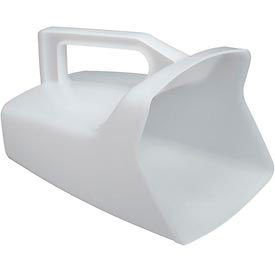Rubbermaid Commercial 2885, Utility Scoop, 64 Oz. Capacity, White