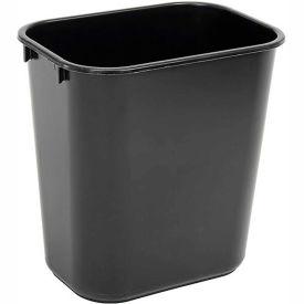 Rubbermaid® Soft Molded Plastic Wastebasket - 13-5/8 Qt.