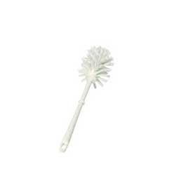 "Rubbermaid® 14-1/2"" Plastic Toilet Bowl Brush, White - RCP631000WE - Pkg Qty 24"