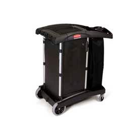 Rubbermaid® Turndown Housekeeping Cart 9T77