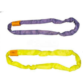 Rockford Rigging Endless Round Sling Color Yellow by