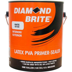 Diamond Brite Latex PVA Primer, Gallon Pail 1/Case - 40100-1