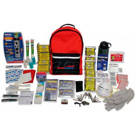 Ready America® Grab 'N Go 3 Day Deluxe Emergency Kit, 70285, 2 Person Backpack