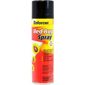 Enforcer® Bed Bug Spray, 14 oz. Aerosol Spray, 12 Cans - EBBK14