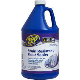 Zep® Stain-Resistant Floor Sealer, Gallon Bottle, 4 Bottles - ZUFSLR128