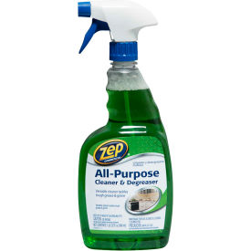 Zep® Commercial All-Purpose Cleaner & Degreaser, Quart Bottle, 12 Bottles - ZUALL32