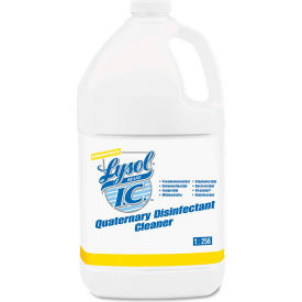LYSOL® I.C.™ Quaternary Disinfectant Cleaner, 1 Gallon Bottle, 4 Bottles/Case - 74983