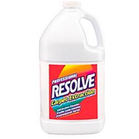 Resolve® Carpet Extraction Cleaner, Gallon Bottle, 4 Bottles - 97161