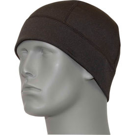 RefrigiWear® Unisex Skull Cap, Black, One Size, 0044RBLKOSA