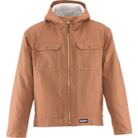 RefrigiWear's® Arctic Duck™ Jacket, Brown, 10° Comfort Rating, 5XL, 0332RBRN5XL