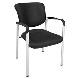 Ultimate Side Chair w/ Arms - Black