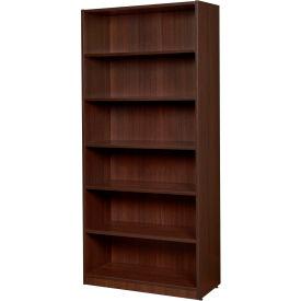 "Regency 72"" Bookcase - Java - Manager Series"