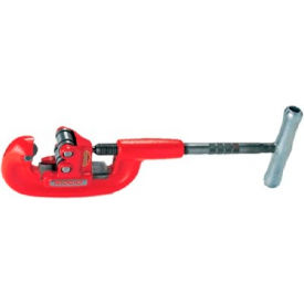 "Ridgid 32895 Heavy Duty Wide-Roll Pipe Cutter 1/8"" 2"" For Power Drives"