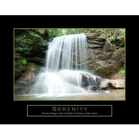 "Crystal Art Gallery - Serenity Canvas - 28""W x 22""H, Canvas Wrap"