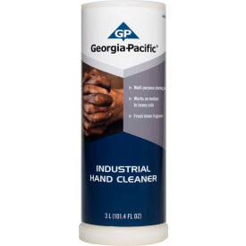 GP Georgia-Pacific Professional Series Lemon Fragrance 3L Industrial Hand Cleaner, 4/Case - 44623