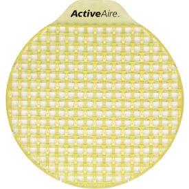 GP ActiveAire Citrus Low Splash Deodorizer Urinal Screen, 12 Screens/Case - 48265