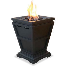 UniFlame® Table Top Outdoor Fireplace GLT1343SP, LP Gas , 10,000 BTU