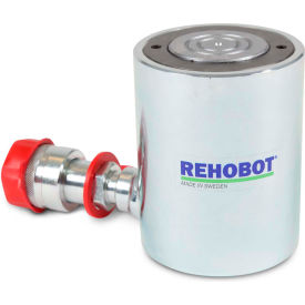 "REHOBOT 39527, Single Acting Low Push Cylinder CLF220-50P, 24.5 Tons, 2"" Stroke"