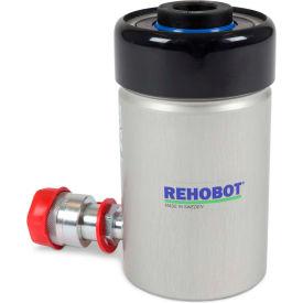 "REHOBOT 50816, Single Acting Aluminum Hollow Bore Cylinder CHFA182AP, 19.8 Tons, 2"" Stroke"
