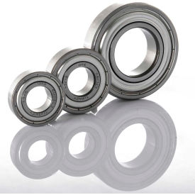 ORS 6016ZZ Deep Groove Ball Bearing - Double Shielded 80mm Bore, 125mm OD