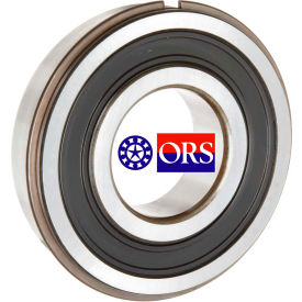 ORS 6214-2RSNR Deep Groove Ball Bearing - Double Sealed Snap Ring 70mm Bore, 125mm OD