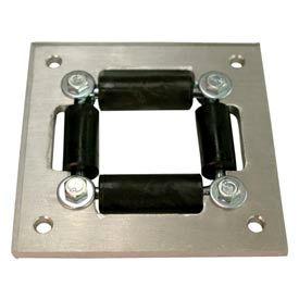 "Reelcraft S270109 Hose Reel Rectangular Roller Guide for 1/2""-3/4"" ID Hose"