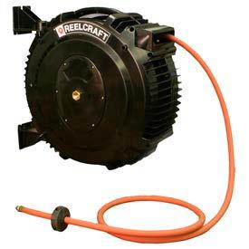 "Reelcraft SGA3665 OLP 3/8""x65' 232 PSI Spring Retractable Composite Low Pressure Hose Reel"