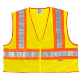 Luminator™ Class II Safety Vests, RIVER CITY WCCL2LXL, Size XL