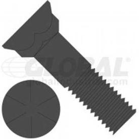 40 Plow Bolt /& Nut for Blades//Cutting Edge Dome Head Grade 8 5//8-11x2 1//2