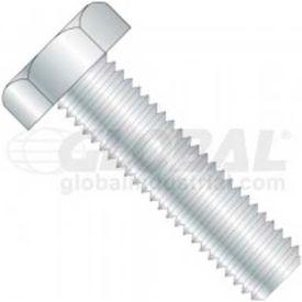 1/4-20 X 1-1/2 Hex Head Tap Bolt, Zinc Plated - Pkg of 25