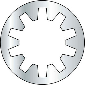 10mm Metric Internal Tooth Star Lock Washer Package of 50 by
