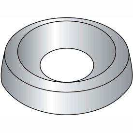 "1/4"" Countersink Finishing Washer - 18-8 Stainless Steel Pkg Of 25"