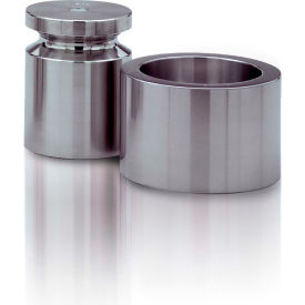 Rice Lake 25lb Cylindrical Weight Stainless Steel NIST Class F With Traceable Certificate