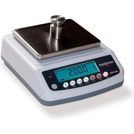 """Rice Lake Equipoise Series Compact Balance 600g x 0.02g 4-3/4"""" Diameter Platform"""