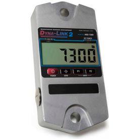 MSI MSI-7300-5000 Dyna-Link 2 5,000lb x 2lb Digital Crane Dynamometer