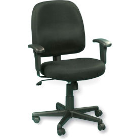 Eurotech Newport Task Chair - Black Mesh