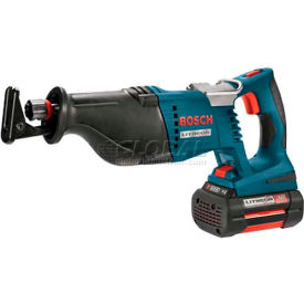 BOSCH® 1651K, 36V Reciprocating Saw W/(1) FatPack Battery