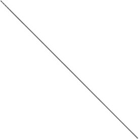 """BOSCH® Aircraft Drill Bits-Extra Length, 1/16""""Dia, 6""""L, BLK Oxide - Pkg Qty 5"""