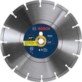 "BOSCH Premium Rim Concrete Diamond Saw Blade, DB1241H, 12"", 1""& 20mm..."