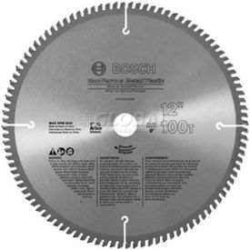 "BOSCH Non-Ferrous Metal Cutting Circular Saw Blade, PRO16100NF, 16"", 100 Tooth by"