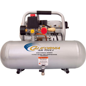 California Air Tools CAT-2010ALFC, 2 HP, Hand Carry, 2 Gallon, Hot Dog, 125 PSI, 3 CFM,... by